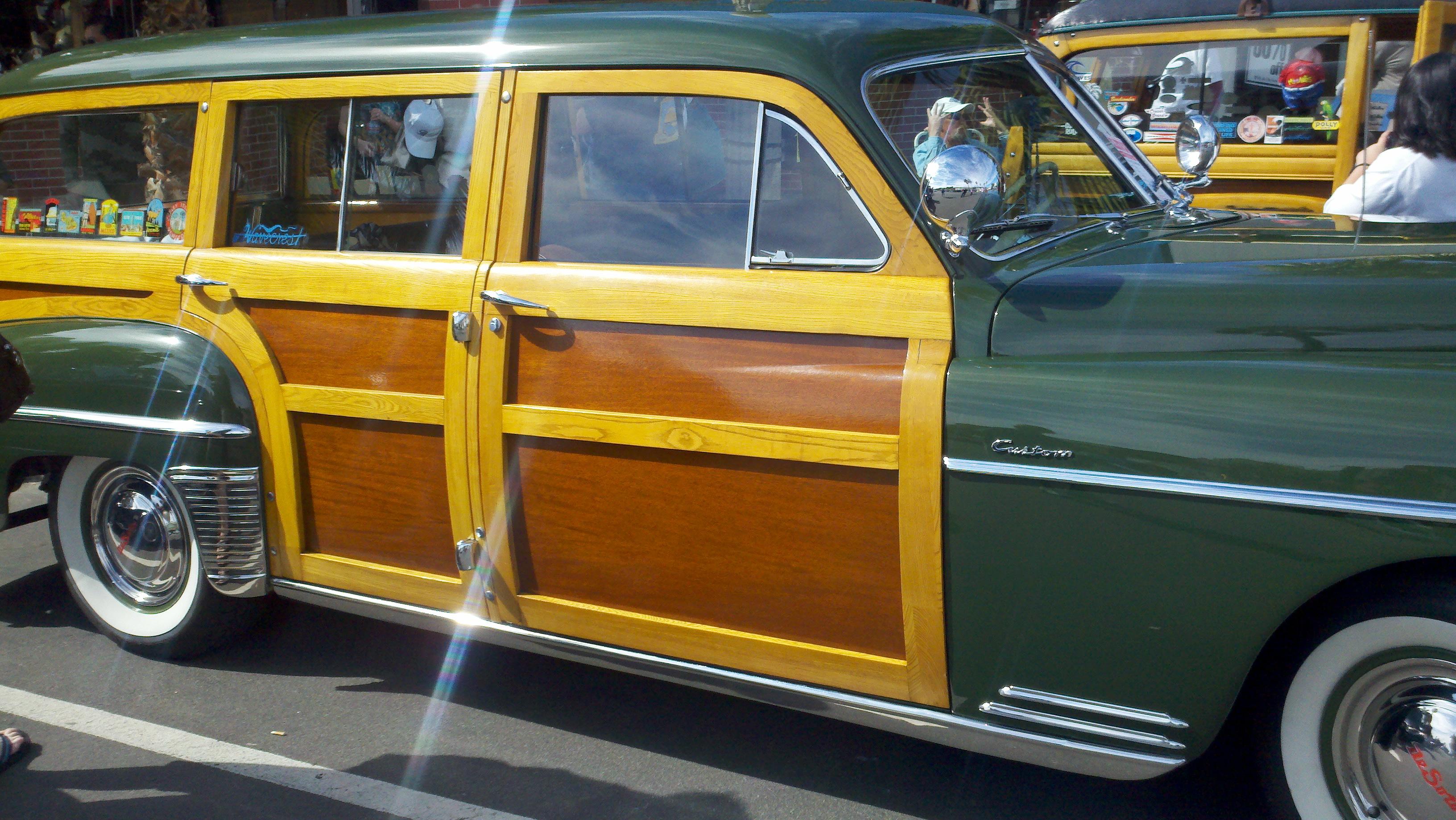 Classic Car Show in La Jolla   LobShots