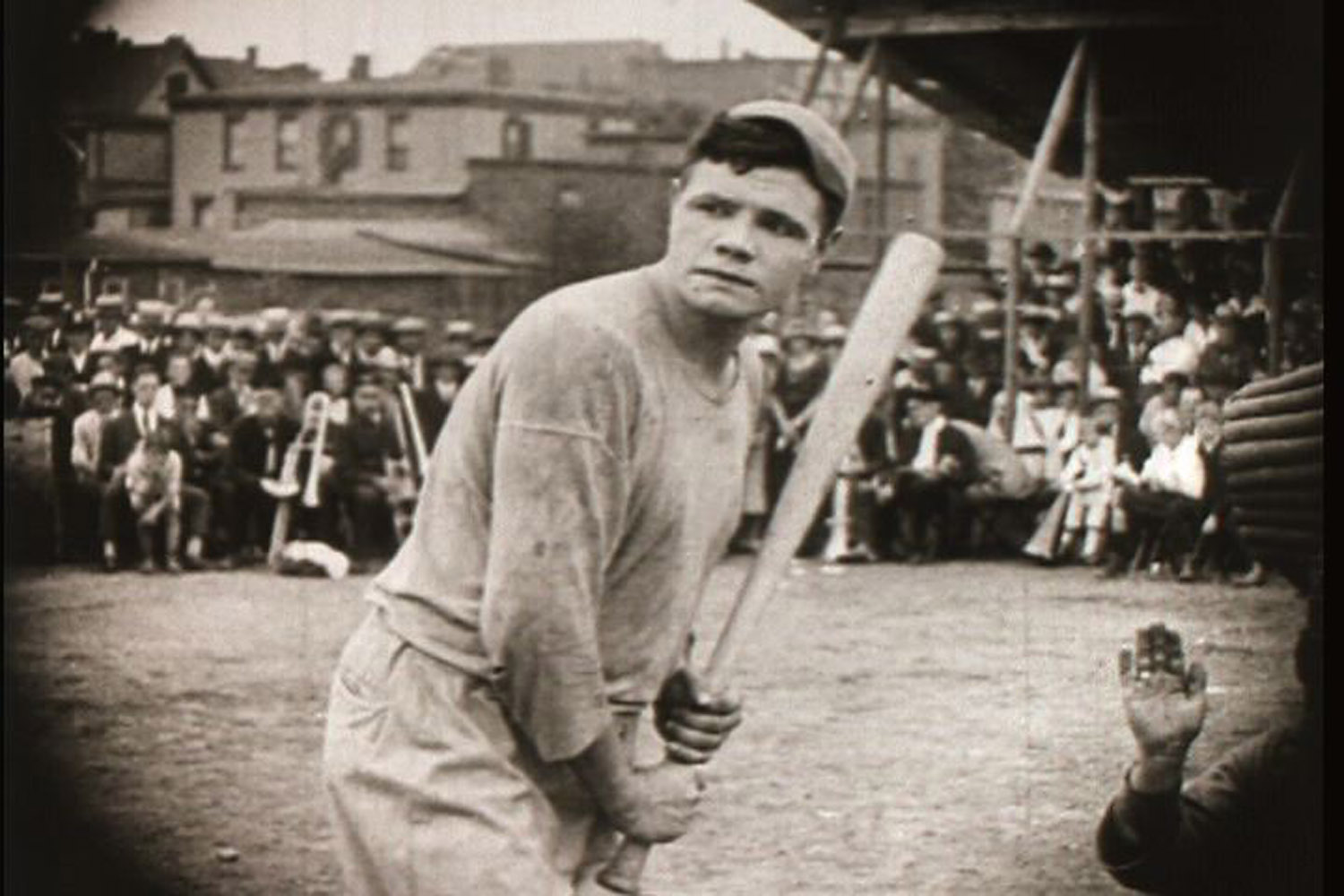Why was babe ruth called the great bambino-9671