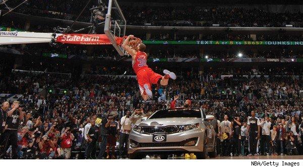Blake Griffin Dunk On Kobe