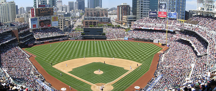 Padres 2011 Home Opener is NOW! Get to Petco STAT! | LobShots