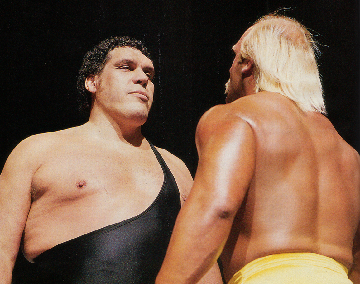 Happy Birthday, André the Giant … I wish you were alive.