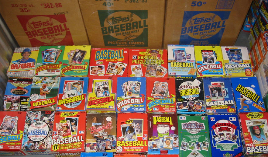 The Pathetic State Of Baseball Card Collecting Lobshots