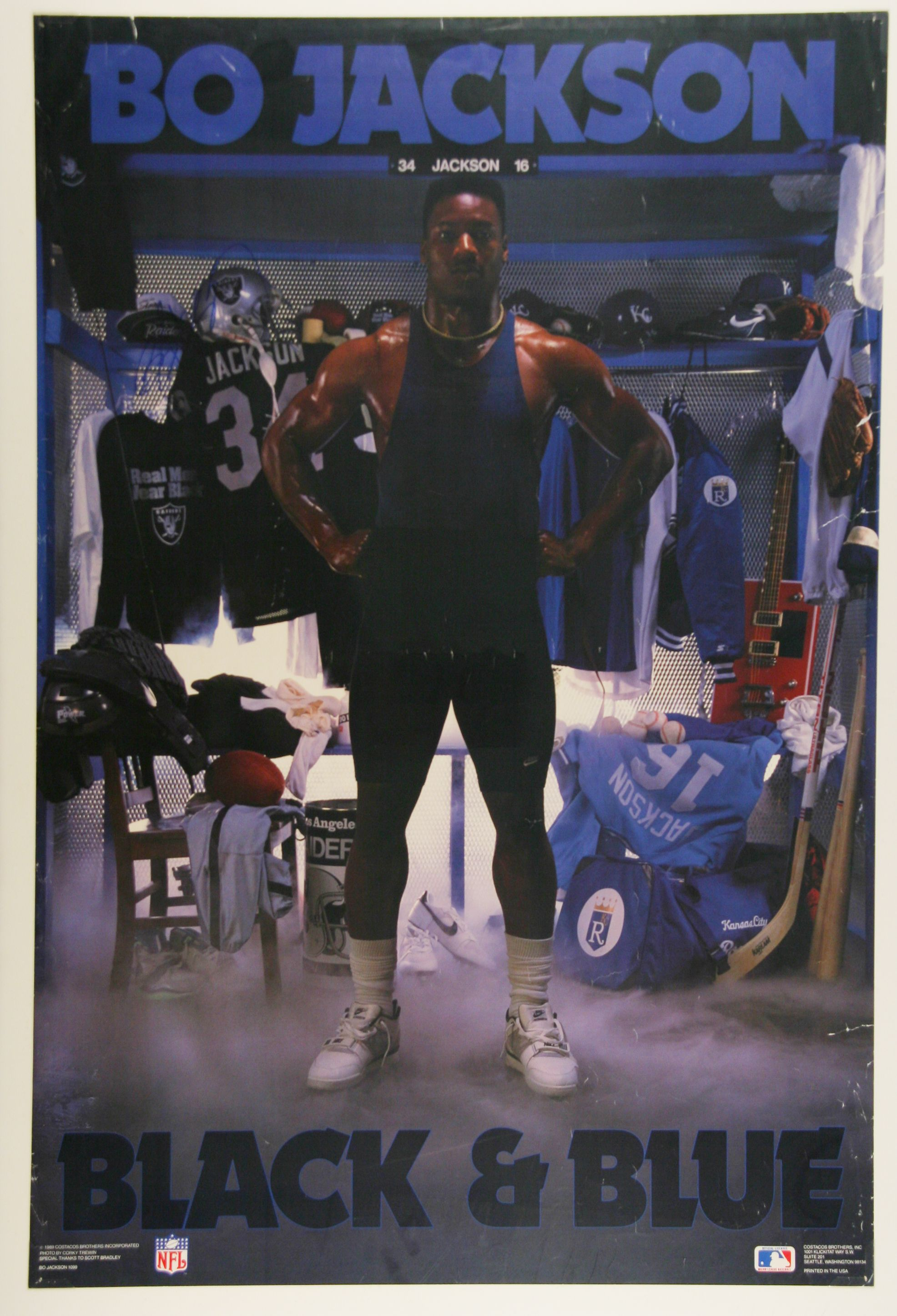 Costacos Brothers: The Greatest Sports Posters Ever Made