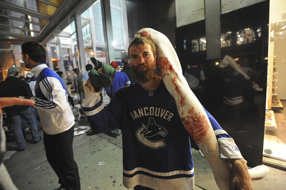 vancouver riots The stanley cup riot investigation is coming to a close as the last two suspects have been charged with.